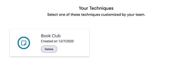 delete-custom-technique